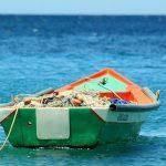 fishing boat alu